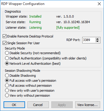 Getting Windows 10 Home Remote Desktop Working | Collaboradev